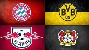 Bayern, Dortmund, Leipzig ve Leverkusenden örnek davranış 20 milyon euroluk yardım...