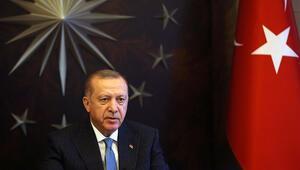 Cumhurbaşkanı Erdoğan, G20 Liderler Olağanüstü Zirvesine katıldı