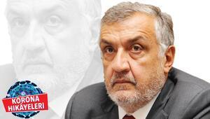 Vatan gazetesinin kurucusu Zafer Mutlu korona virüsü anlattı: İlk 4 - 5 gün zorlandım