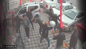 Ankarada kâbusu yaşadılar O anlar kamera...