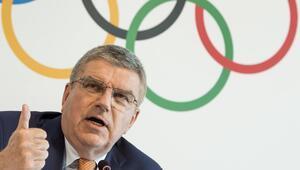IOC Başkanı Thomas Bach: Yeni takvim 3 hafta içinde belirlenecek...