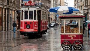 Nostaljik tramvay boş kaldı
