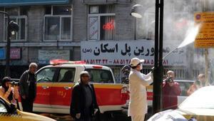 Son dakika haberi: İranda koronavirüsten 144 kişi daha öldü