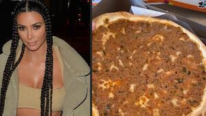Kim Kardashianın Ermeni pizzası paylaşımı olay oldu