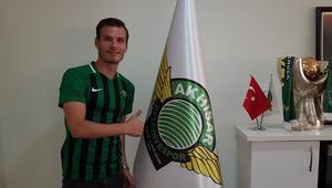 Akhisarspor'da İzlandalı Bjanarson takımın vazgeçilmezi oldu