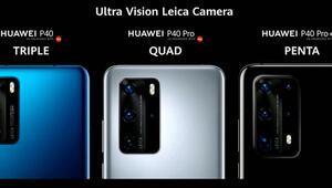 Huawei P40 Pro Plus özellikleri ve fiyatı ile dikkat çekiyor 52 MP kamera desteği