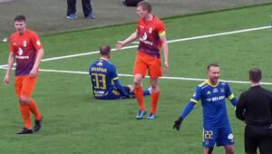 Virüs Belarusta futbolu durduramıyor