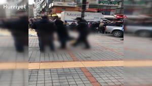 Rizede başından vurulan kadın ağır yaralandı