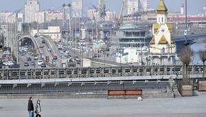 Kiev Emniyet Müdürü Krişçenko, korona virüsüne yakalandı