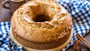 Evdeki malzemelerle şipşak hazır Pratik kek tarifi