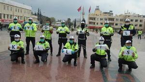 Kiliste, polislerinden evde kal çağrısı