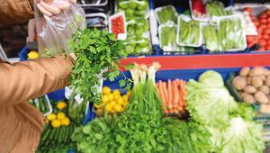 Meyve-sebze poşetlenerek satılacak