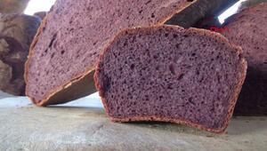 Bağışıklığı güçlendiren mor ekmek üretildi, yok satıyor