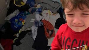 Rektör, oğlunun 'Corona Virüsü' önlemini paylaştı: Annesi baygınlık geçirecek...