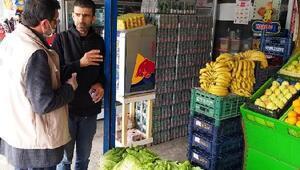 Kumlu'da gıda üretimi ve satışı yapılan işyerleri denetlendi