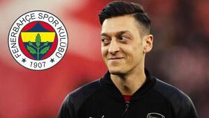 Son Dakika Transfer Haberleri | Mesut Özilin menajerinden transfer açıklaması