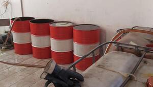 Adanada 9 bin 200 litre kaçak akaryakıt ele geçirildi