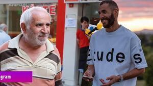 Benzemadan ikinci Taksim Dayı paylaşımı