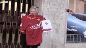 Roma Kulübünden alkışlanacak kampanya