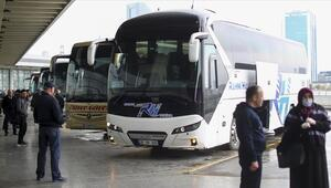 Otobüs seferleri ne zaman başlayacak