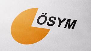 2019-YDUS ek tercih işlemleri tarihleri ÖSYM tarafından açıklandı