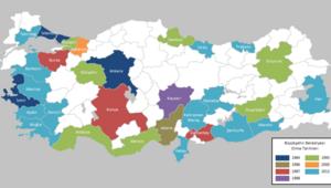 Hangi iller büyükşehir Büyükşehir belediye listesi