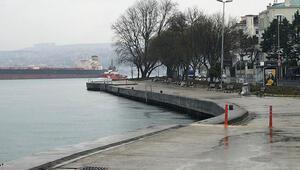 İstanbul Valisi duyurmuştu Bebek ve Tarabya sahili boş kaldı