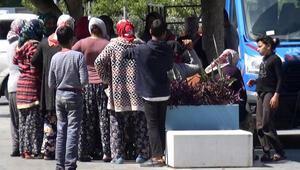 Şüpheli yakınları tartıştı Polisten sosyal mesafe uyarısı