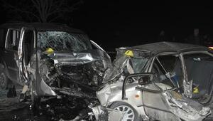 Konyadaki feci kazadan bir acı haber daha