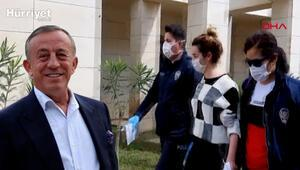 Ali Ağaoğlu'nun eski sevgilisi Hazal Mesudiyeli gözaltına alındı