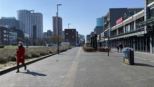 Hollandada Corona Virüs nedeniyle hayatını kaybedenlerin sayısı 771e yükseldi