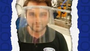 Arçelik'ten solunum cihazı Ford'dan maske