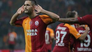 Galatasarayda ilk yolcu belli