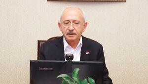 CHP'de MYK'ya sosyal mesafe ayarı