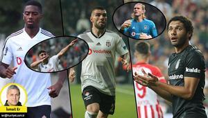 Beşiktaşta 5 yolcu