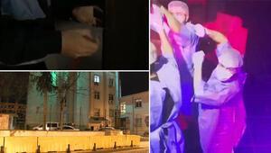 Son dakika haberi: Büyükçekmecedeki korona partisine operasyon 11 kişi gözaltına alındı