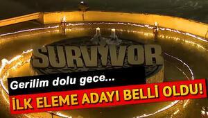Survivor dokunulmazlık oyununu kim kazandı 29 Mart Survivor eleme adayı belirlendi