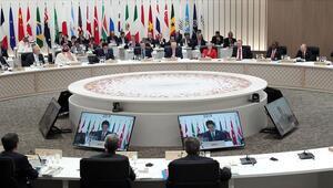 G20 ticaret bakanları video konferans düzenleyecek