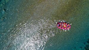 Rafting botları corona virüs nedeniyle depoda kaldı