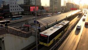 İstanbulda toplu taşımada bugün