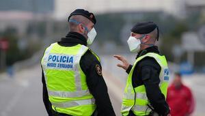 Son dakika haberi: İspanyada koronavirüsten 812 insan daha öldü