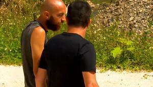 Survivorda Sercan Yıldırım ile Barış kavga etti, Acun Ilıcalıdan uyarı geldi