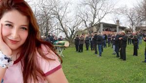 Kanserden ölen Berna hemşire son yolculuğuna uğurlandı