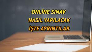 Anadolu Üniversitesi AÖF online sınav ne zaman nasıl yapılacak