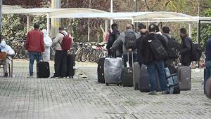 Katardan gelen 63 Türk vatandaşı, Bursada yurtta karantinaya alındı