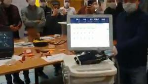Selçuk Bayraktar paylaştı İşte yerli solunum cihazının ilk prototipi