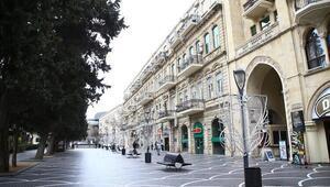 Azerbaycanda sokağa çıkma yasağı ilan edildi