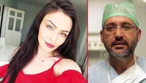 Sevgilisi evinde ölü bulunmuştu Tutuklu doktordan şoke eden talep