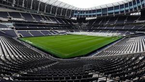 Tottenham Hotspur, koronavirüsle mücadele için stadını açtı