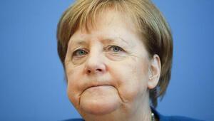 Almanya Başbakanı Merkelin üçüncü Kovid-19 testi de negatif çıktı